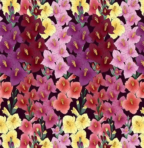 Gladiolus Print