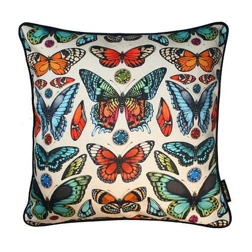 The Tropical Butterfly Cushion 45x45cm