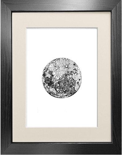 'Lunar' - Fine Art Print