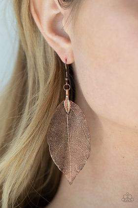 Leafy Legacy - Copper