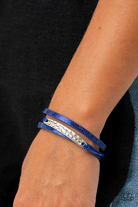 High-Strung Style - Blue