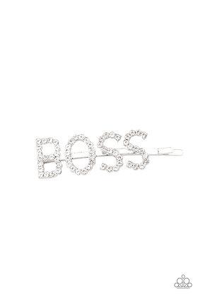 Yas Boss! - White