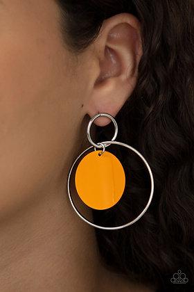 POP, Look, and Listen - Orange
