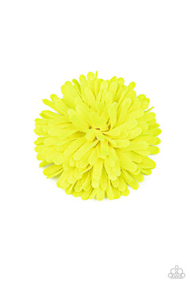 Neon Garden - Yellow