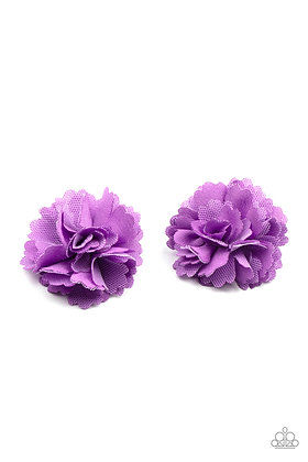 Never Let Me Grow - Purple