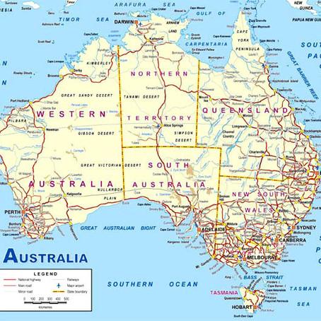 "Still call Australia ""Home"""