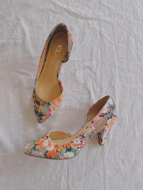 Modern Floral Heels (7)