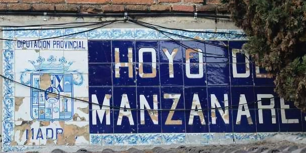 ASHATI 1  □ Hoyo de Manzanares, Madrid