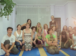 Yoga, Artes Femeninas, Sanación de Ú