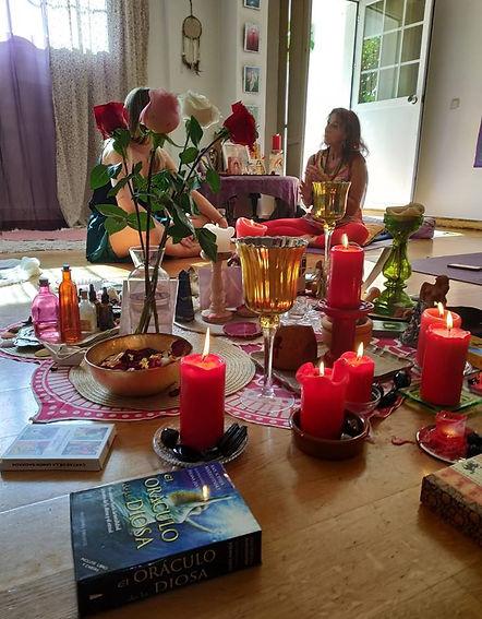 Yoga, Artes Femeninas, Sanación de Útero, Sanación, Vegetarianismo