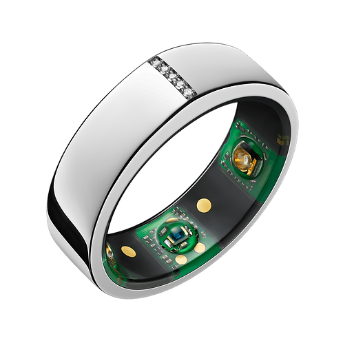 Oura Ring バランスモデル (ダイヤモンド)