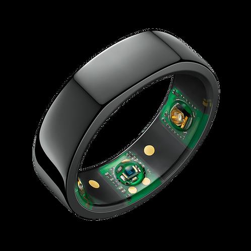 Oura Ring ヘリテージモデル (ブラック、シルバー)