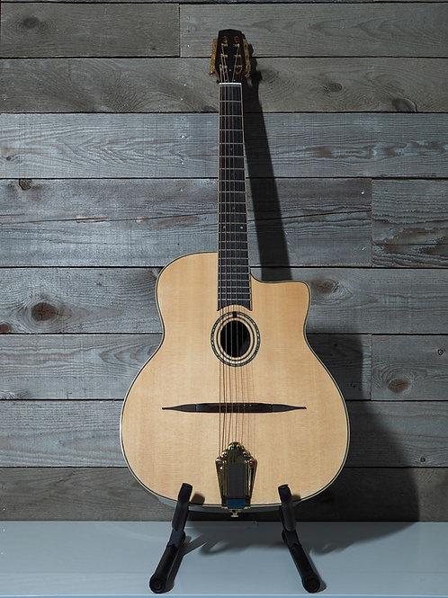 Guitare gipsy - modèle AGJ60A
