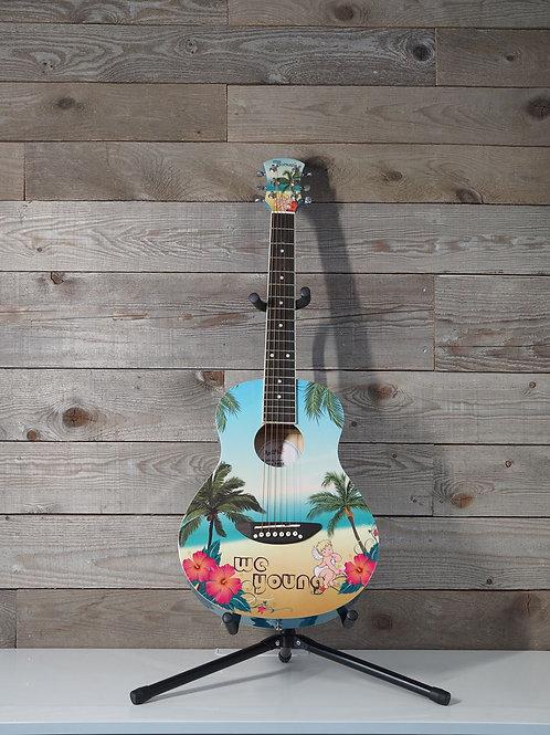 Combo guitare acoustique / étui rigide GS-0042-2