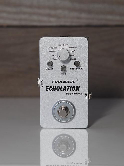 Pédale Echolation
