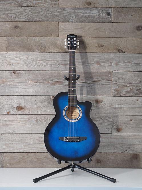 Combo guitare acoustique / étui rigide GS-0029