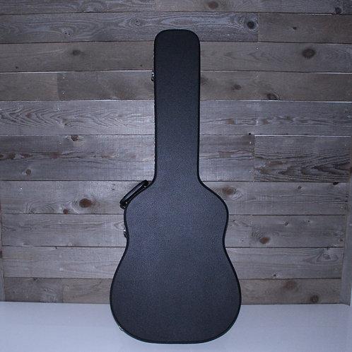 Étui rigide de guitare acoustique