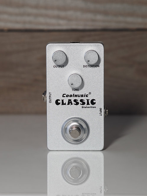 Pédale Classic Distortion