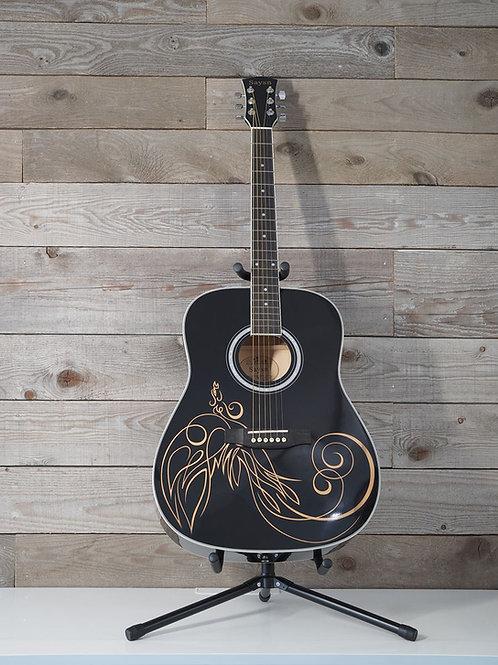 Combo guitare acoustique / étui rigide GS-0043