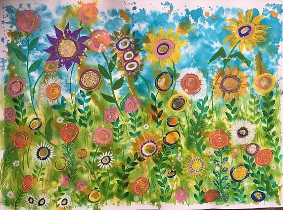 FLOWER MEADOW 1