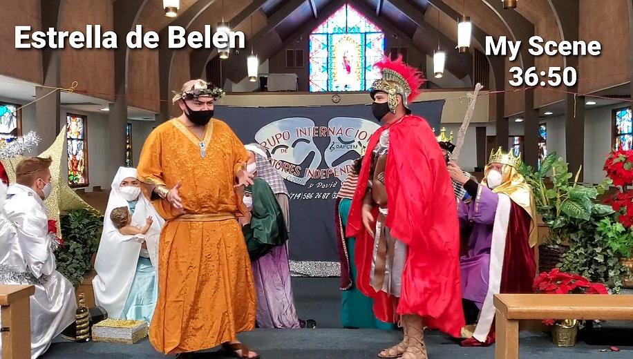 Estrella de Belen - GIDAI Teatro - Jose Ramirez Hernandez