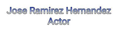 Jose Ramirez Hernandez