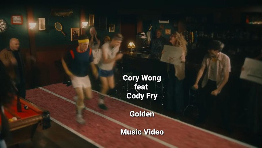 Cory Wong feat Cody Fry - Golden - Music Video - Jose Ramirez Hernandez