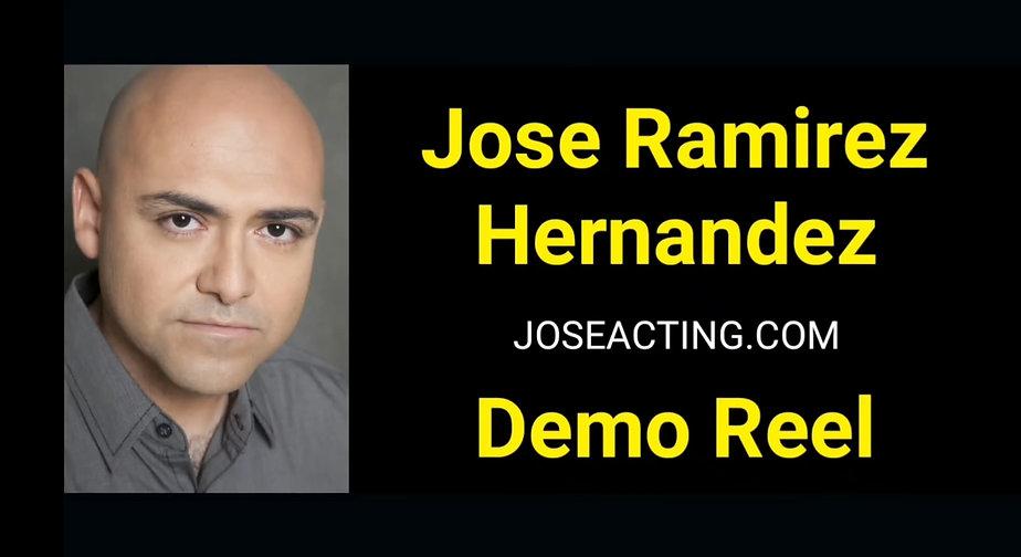 Jose Ramirez Hernandez - Acting Demo Reel - Joseacting.com
