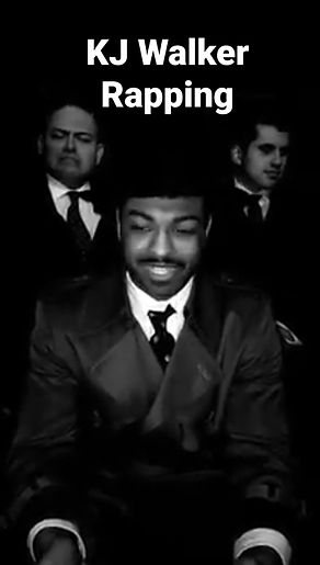 KJ Walker Rapping - Jose Ramirez Hernandez