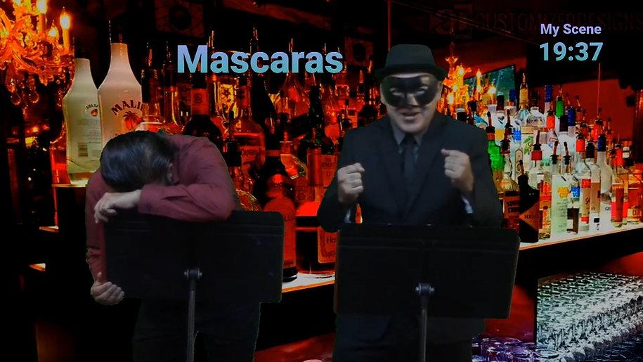 Mascaras - GIDAI Teatro - Jose Ramirez Hernandez