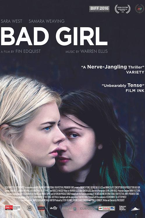 Bad Girl DVD