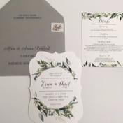 Laurel Invitation