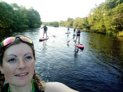 River Spey SUP