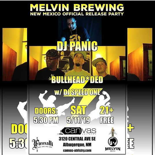 🐘 Melvin Brewing is officially launchin