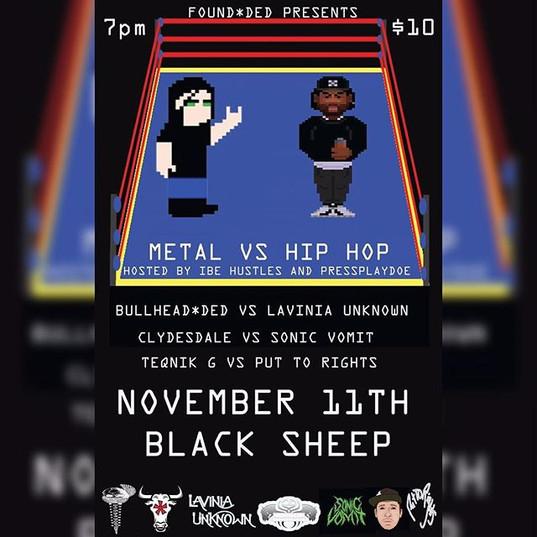 Tonight is the night! #FightNight #Found