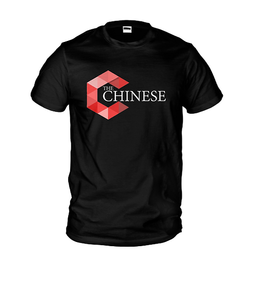THE CHINESE black T-Shirt
