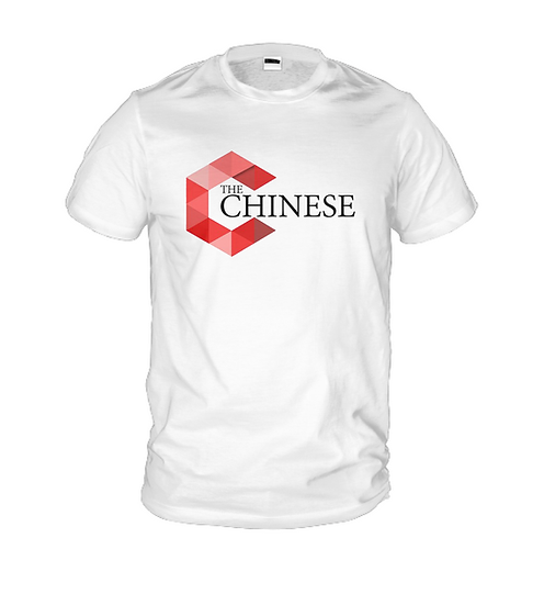 THE CHINESE white T-Shirt