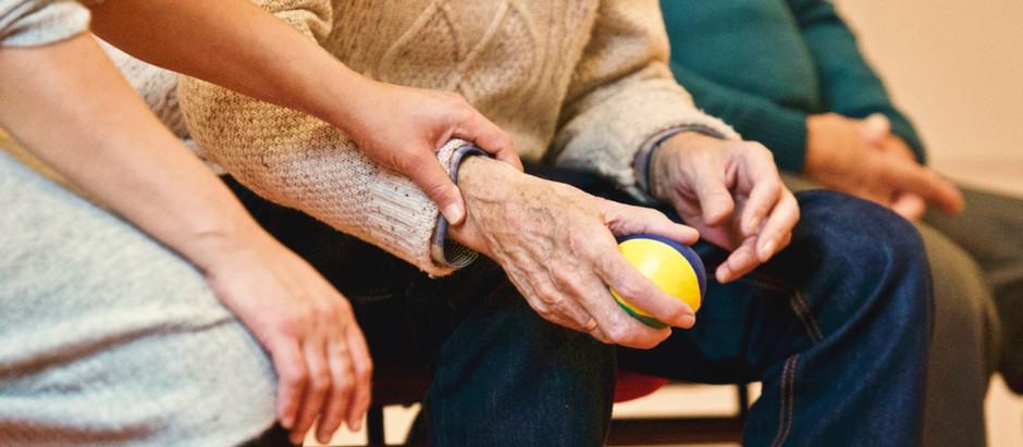 Στέγες Ηλικιωμένων και Αναπήρων