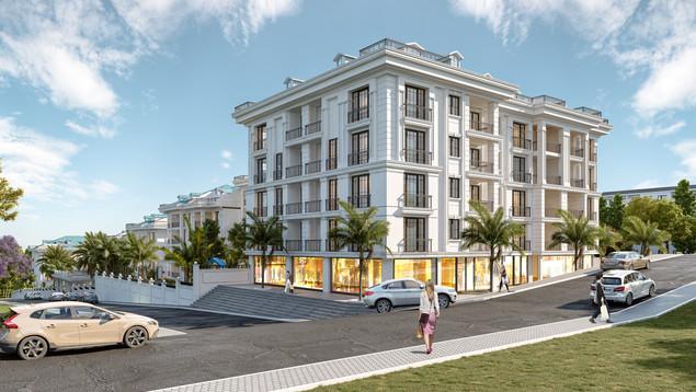 Hayatın yeni cazibe merkezi ; Hilal Hill ...