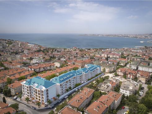 İstanbul'da sayfiye hayatı ! Hilal Hill ile hem mavi hem de yeşil hep sizinle ...