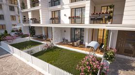 Hilal Hill'de bahçe katları, hayatınıza +20m2'lik bir keyif katar ...