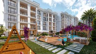 Sosyal hayatın en güzel hali Hilal Hill'de sizler için tasarlandı ...