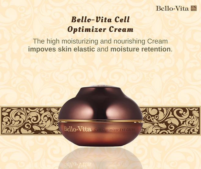 Bello-Vita Cell Optimizer Cream