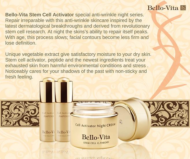Bello-Vita Cell Activator