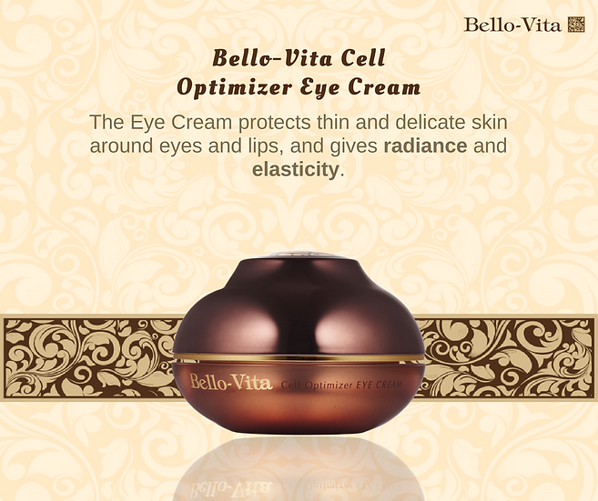 Bello-Vita Cell Optimizer Eye Cream