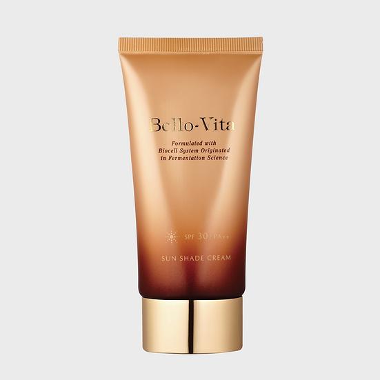 Bello-Vita Sun Shade Cream SPF30++ PA
