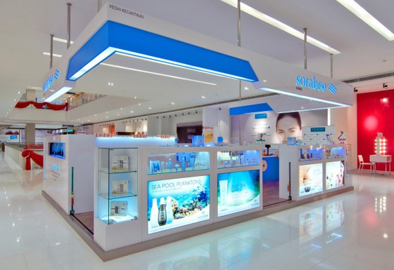 Korean Beauty Brand Sorabee Unveils New Counter At Da:Men Mall, USJ