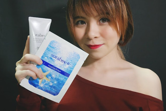 Sorabee Balancing Line + BB Cream Review - JQ Lee