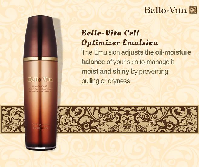 Bello-Vita Cell Optimizer Emulsion