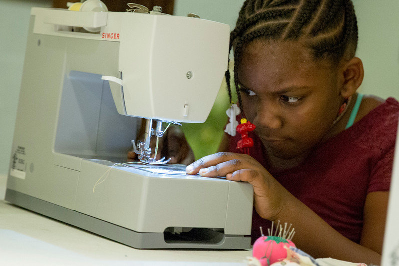 Youth Private Sewing Lessons